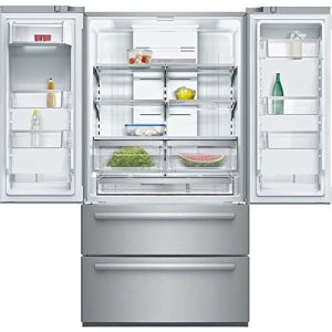 Counter Depth Refrigerators: Bosch Double Drawer French Door Refrigerator