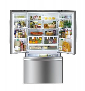 Kenmore French Door Refrigerator in Stainless Steel