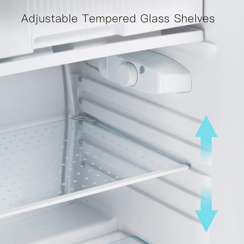 Adjustable Shelves for Garage Refrigerators