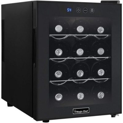 Magic Chef 12-Bottle Wine Cooler — In-depth Review