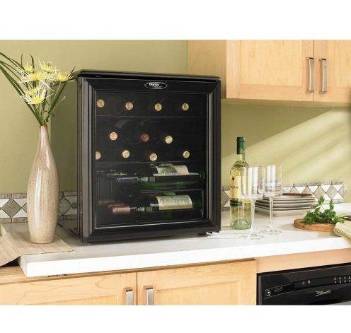 Danby 17-Bottle Countertop Wine Cooler — Detailed Review