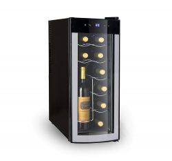 Igloo 12-Bottle Wine Cooler With Curved Door — Extensive Review