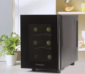 Westinghouse 6-Bottle Wine Cellar — Detailed Review