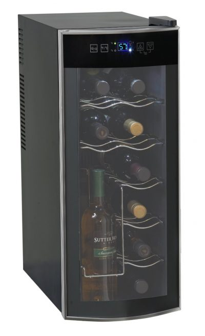 Avanti 12-Bottle Wine Cooler -2