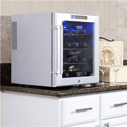 Whynter 16-Bottle Wine Cooler with Lock