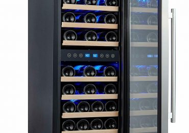 Phiestina 33-Bottle Dual Zone Wine Cooler — In-depth Review