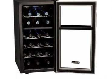 Koldfront 18-Bottle Dual Zone Wine Cooler [In-depth Review]