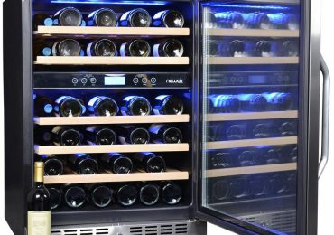 NewAir 46-Bottle Dual Zone Wine Cooler [Detailed Review]