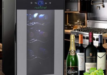Nutrichef 8-Bottle Wine Cooler — In-depth Review