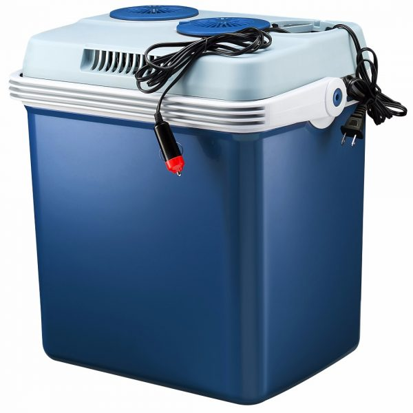 Knox 34-Quart 12V Cooler/Warmer with Automatic Locking Handle