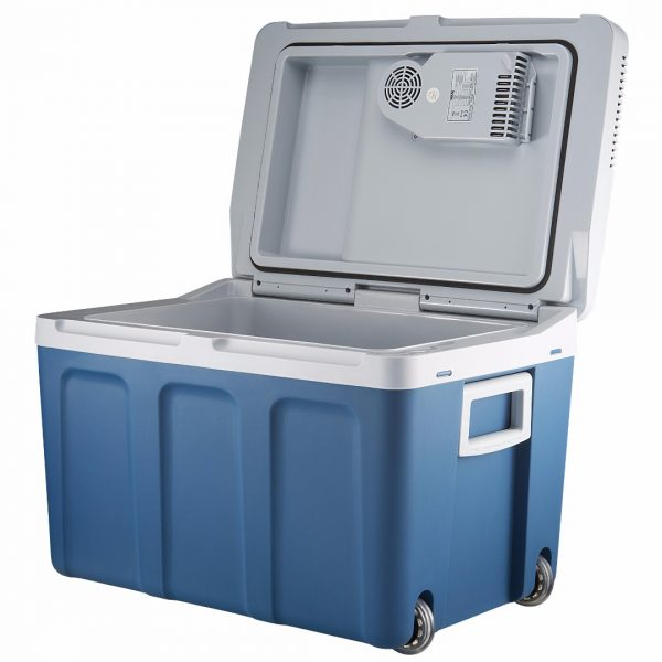 Knox 48-Quart 12V Cooler/ Warmer with Wheels