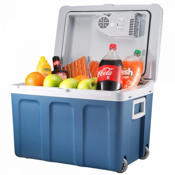 Knox 48-Quart 12V Cooler/Warmer with Wheels