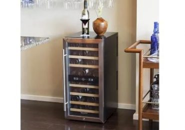 Koldfront 32-Bottle Dual Zone Wine Cooler [Detailed Review]