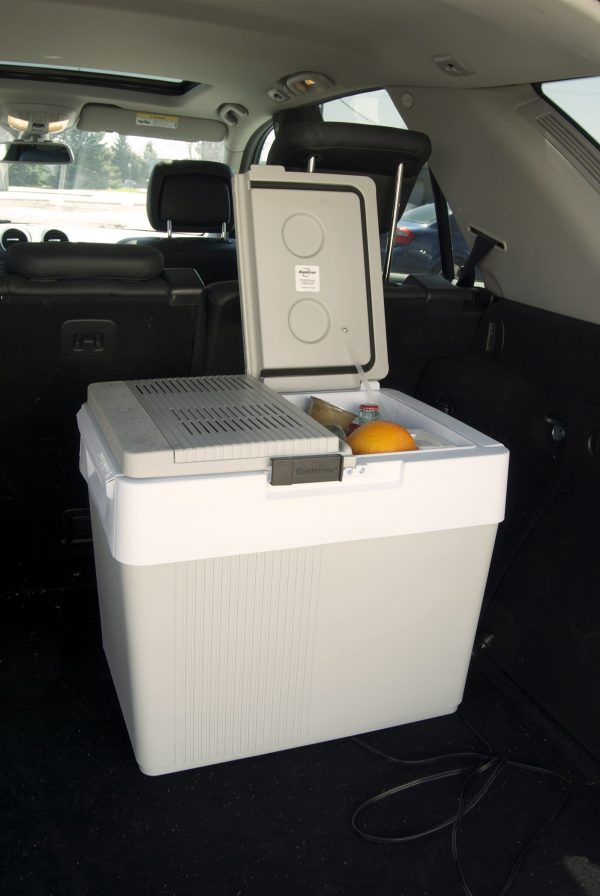 The Koolatron 32-Quart 12V Cooler/Warmer
