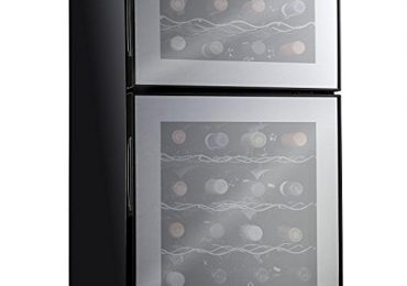 Ivation 24-Bottle Dual Zone Wine Cooler — Detailed Review