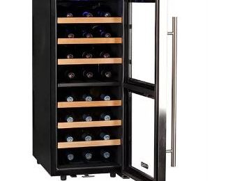 Koldfront 24-Bottle Dual Zone Wine Cooler [Extensive Review]