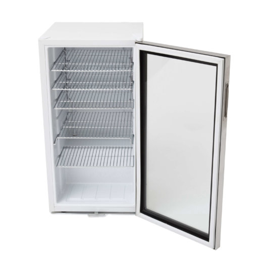 Whynter 120-Can Beverage Refrigerator -- shelves