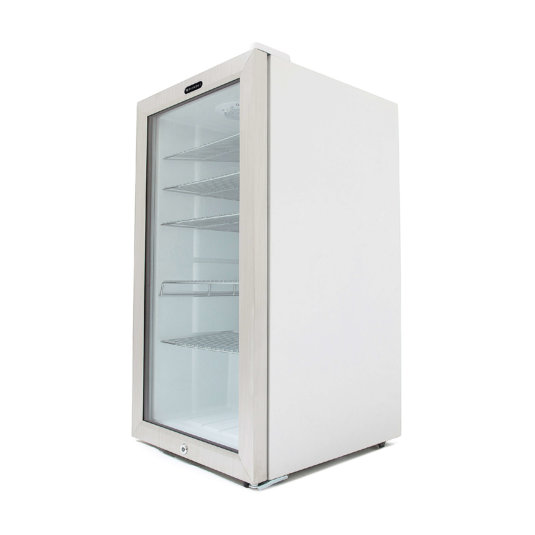 Whynter 120-Can Beverage Refrigerator - side