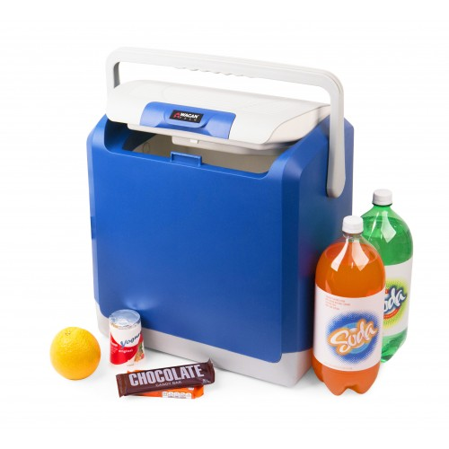 Wagan  24-Liter portable 12V Cooler and