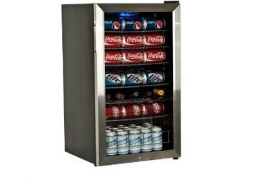 EdgeStar 103-can and 5-Bottle Beverage Refrigerator — Extensive Review