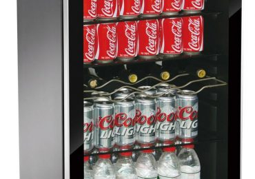 RCA 110-Can and 4-Bottle Beverage Refrigerator — In-depth Review