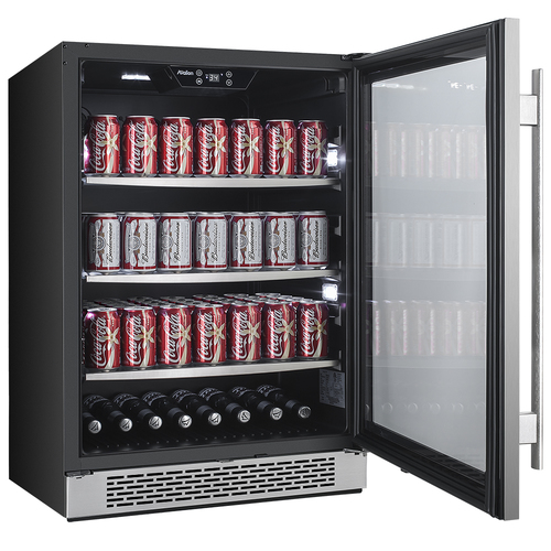 Avallon 140-Can Beverage Cooler