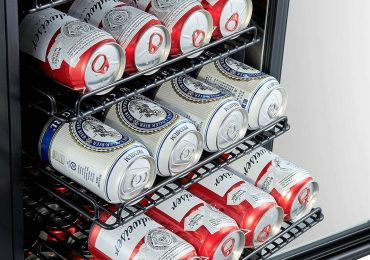Phiestina 106-Can Beverage Refrigerator — In-depth Review