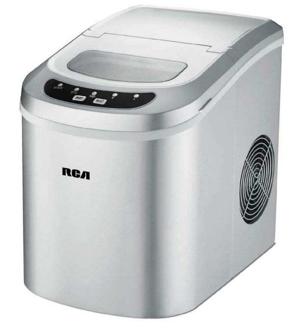 RCA 26-Pound Ice Maker -- full