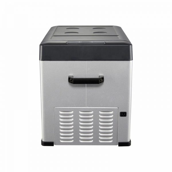Alpicool 40-Liter Portable 12V Refrigerator with Wheels -- 4