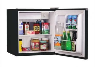 Black and Decker 1.7-Cubic Feet Mini Fridge — Extensive Review