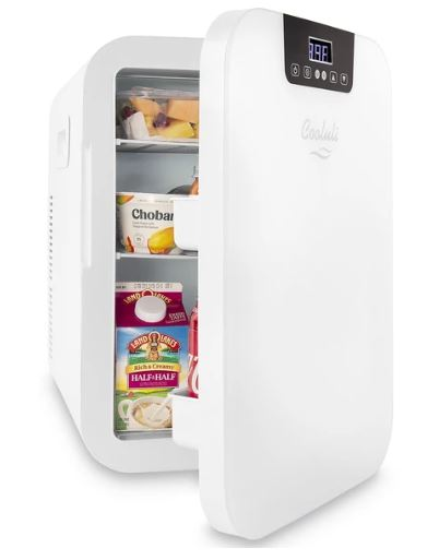 Cooluli Concord 20-Liter Mini Fridge -- 3