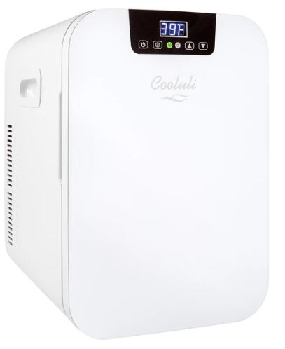 Cooluli Concord 20-Liter Mini Fridge -- 4