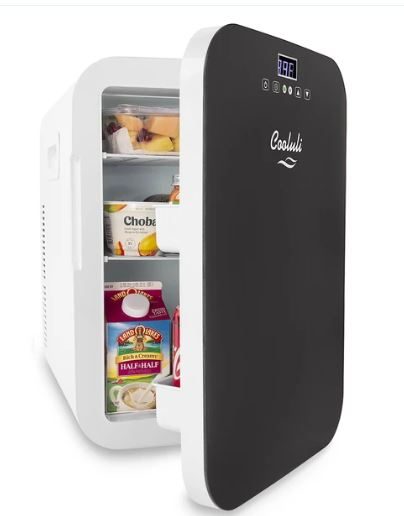 Cooluli Concord 20-Liter Mini Fridge -- 6