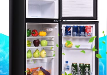 Costway 3.4-Cubic Foot Compact Refrigerator [Detailed Review]