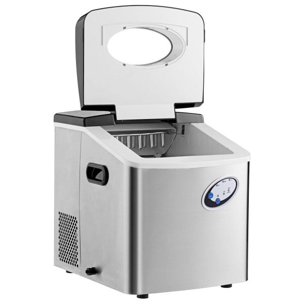 Costway 48-Pound Ice Maker -- 5
