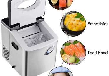 Costway 48-Pound Ice Maker [Extensive Review]