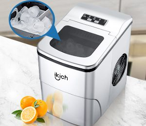 IKICH 26-Pound Ice Maker [Detailed Review]