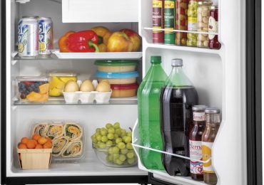 Haier 2.7-Cubic Foot Compact Refrigerator — In-depth Review