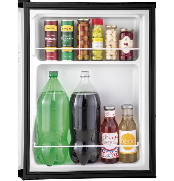 Haier 2.7-Cubic Foot Compact Refrigerator -- 3
