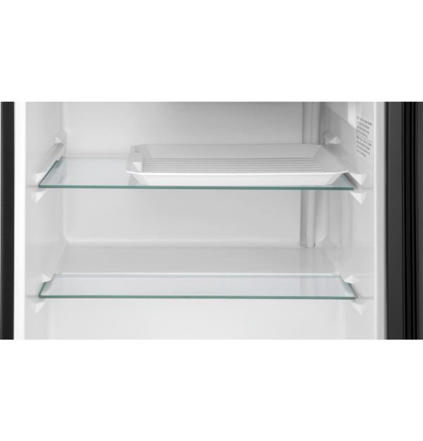 Haier 2.7-Cubic Foot Compact Refrigerator --1