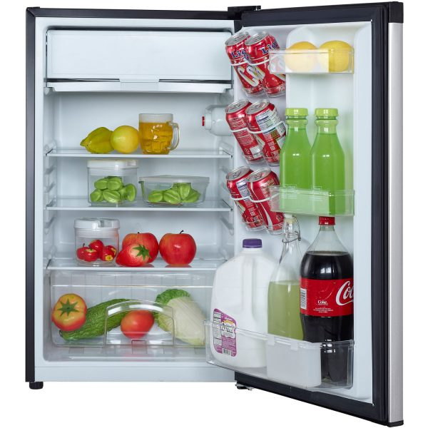 Magic Chef 4.4-Cubic Foot Refrigerator -- 1