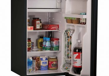 Black and Decker 3.2-Cubic Foot Compact Refrigerator — Detailed Review