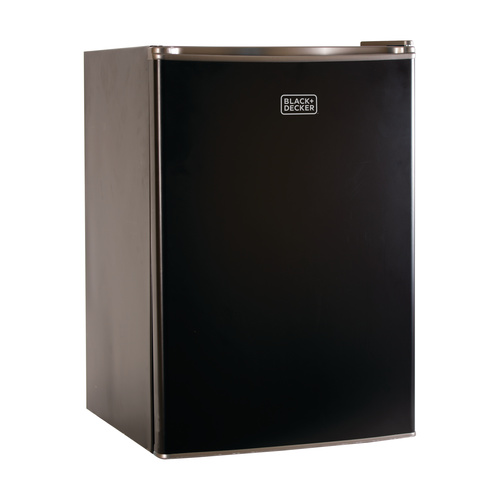 Black and Decker 2.5-Cubic Feet Mini Fridge -- 2