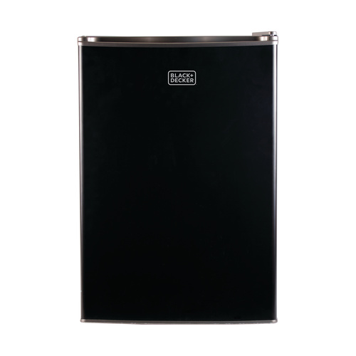 Black+Decker 2.5-Cubic Feet Mini Fridge -- 3