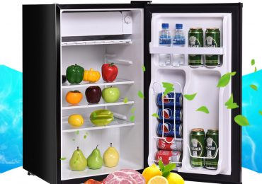 Costway 3.2-Cubic Foot Compact Refrigerator (Single Door) — Extensive Review