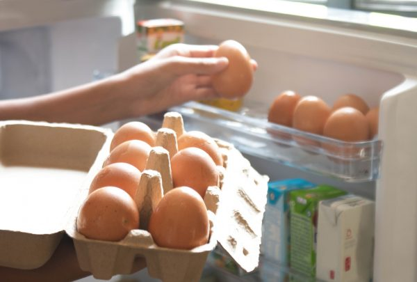 How to Store Food Safely -- Eggs