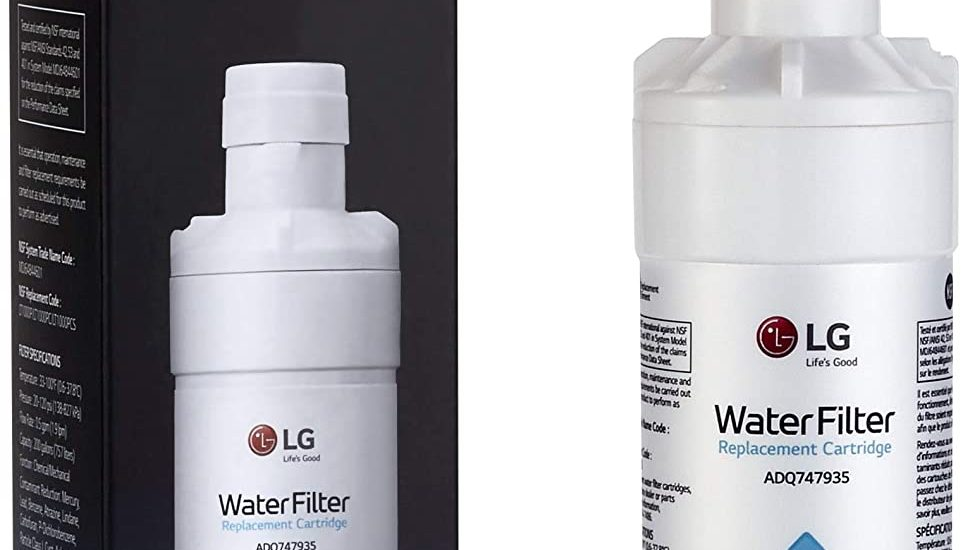 How to change LG Refrigerator water filter