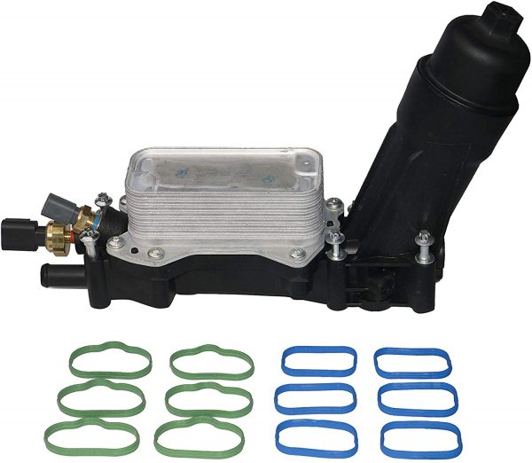 Engine Oil Cooler and Filter Housing Adapter Kit