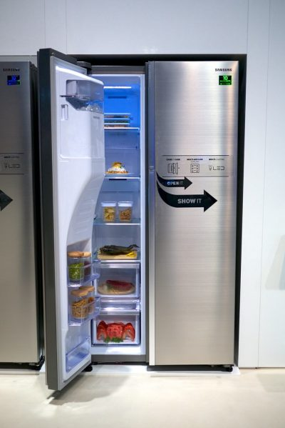 How to Remove Samsung Refrigerator Doors