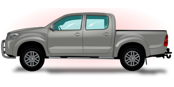 How to move a refrigerator in a pick up truck